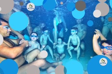 העולם המופלא של בריכה לתינוקות ושחיית פעוטות דרך המים באשדוד
