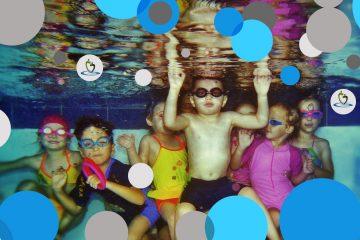 לימודי שחייה קבוצתיים לילדים