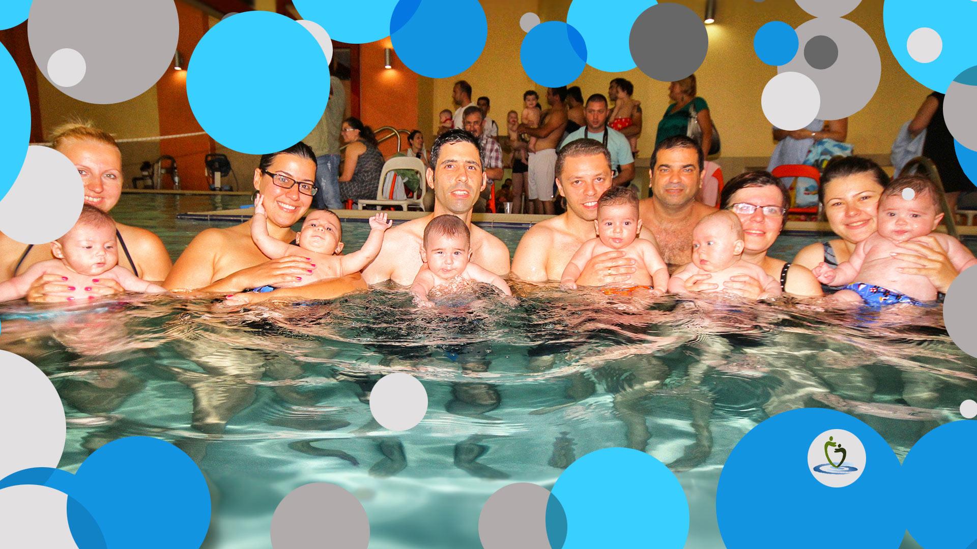 שחיית תינוקות בחורף? ניפוץ 4 מיתוסים ויתרונות שאולי לא ידעתם על הבריכה לפעוטות באשדוד